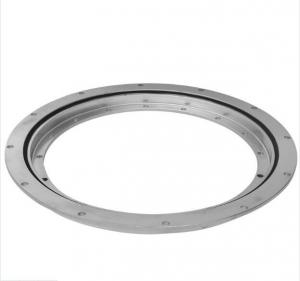 China Slewing Ring/Slewing Bearing of L-Shaped/Thin Section/ Single Row Ball, 42CrMo material on sale
