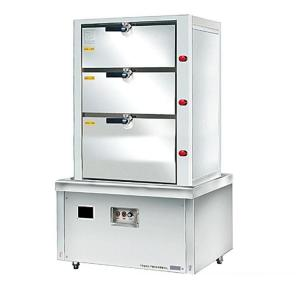 ... Quality 25KW 380V Induction Commercial Catering Equipment Steam Cabinet  For Seafood For Sale ...