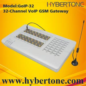 China Quad band 32 Channels GSM VoIP Gateway GoIP-32 voip terminal on sale