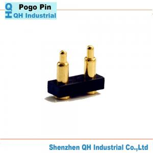 China 2Pin 2.0mm Pitch Pogo Pin Connector on sale