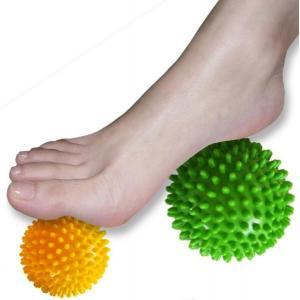 China Spikey Massage Ball Soft for Palm Feet Arm Neck Back on sale