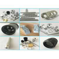 Bicycle Pedal Custom Aluminum Parts , Bike Accessories CNC Metal Parts