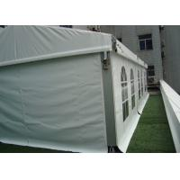3 By 18 M Small Outdoor Marquee Party Tent For Wedding , Solid Wall Canopy Tent
