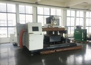 China Industrial Metal CNC Pipe Cutting Machine 5 axis Plasma Automatic 110V/220V/380V on sale