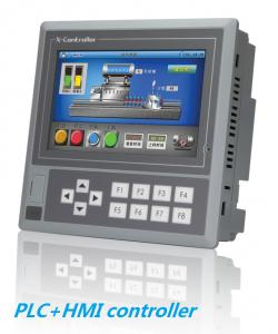 China 18 I/O Integrated HMI PLC Software With Allen-Bradley Programmable Logic Controller on sale