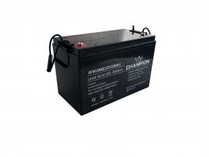 China Sealed High Capacity Deep Cycle 12v Battery , Deep Cycle Gel Marine Battery on sale