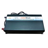 Modified Sine Wave Inverters 2000W solar inverter  With lead-acid cell 12v 200Ah  AS solar power system home CE