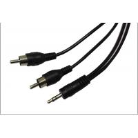 China aux audio cable 3.5 mm to rca on sale