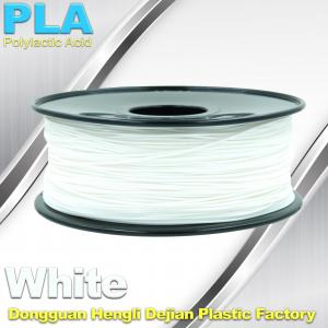China Multi Color  PLA 3D Printer Filament 1.75mm & 3mm Material For 3d Printer supplier