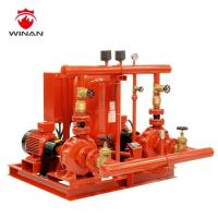 China 221PSI Fire Fighting XBC Centrifugal Pump 740r/min on sale