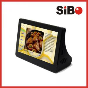 Quality Q899 Free Standing Android Table PC For Restaurant E-menu Service Automation for sale