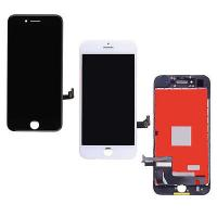 Black Polaroid Glass Iphone 7 Screen Replacement LCD Touch Screen Digitizer Assembly