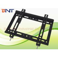 China Cold Rolled Steel Plasma Flat TV LCD Wall Mount Bracket 14 ~ 32 25 kg Weight on sale