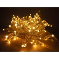 Waterproof Outdoor LED Christmas String Light 100 LED 10M