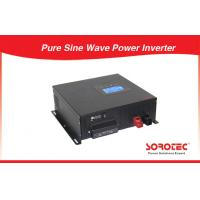 China High Efficiency 5000va True Sine Wave Solar Power Inverters for Home Energy System on sale
