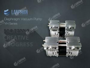 China Lanphan YH700 Diaphragm Vacuum Pump connecting with drying oven on sale