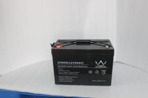 China Medical Equipment 12V Lead Acid Battery With M8 Terminal Lightweight on sale