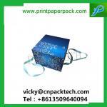 Varnishing, Glossy Lamination, UV Coating Printing Photo Album Packaging Box Luxury Jewelry Storage Box