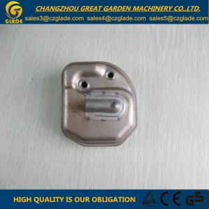 China GX35 Engine Silencer Spare Parts For Brush Cutter Garden Machine on sale