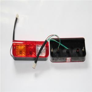 China High Efficiency 12V Motorcycle Turn Signal Lights Weather Resistance on sale