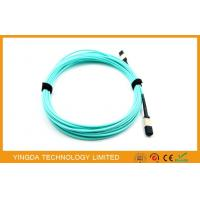 40G Base - SR4 MPO MTP Optical Fiber Cable Assembly For Data Center / QSFP Cable