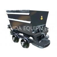 Coal mine fixed wagon mining rail car for sale ,  Mine Processing Transport Vehicle Railway Tramcar ,  Mine Car