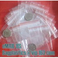 Zipper seal bag, mini grip bag, mini zip lock bag, zip seal bag, zipper bag, slider zipper