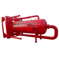 H2S Poor Boy Degasser Oilfield Equipment Mud Separator with Large Scale