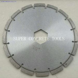 China Airtec 250mm Concrete Cutting Saw Blades on sale
