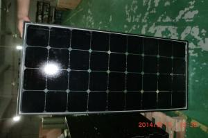 China 115W Residential Solar Panels High Efficiency , Waterproof Solar Cell CE TUV on sale