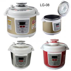 China Safety Protection Automatic Pressure Cooker , High Power Pressure Cooker European Modern on sale