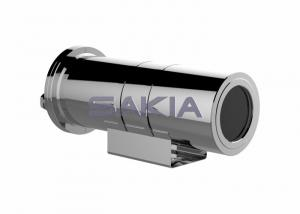 China SS Explosion Proof Camera Housing , High Temperature Resistant Camera Enclosure on sale