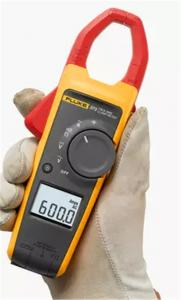 China FlukeTrue RMS Digital Clamp Meter Multimeter With IFlex AC/DC Voltage Measurement on sale