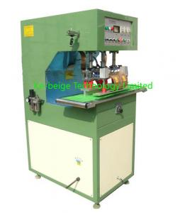 China High Frequency PVC Fabric Welding Machine , Advertising Canvas Welding Machine 8KW on sale