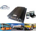 Повезите запись на автобусе CCTV GPS 3G Мобил DVR, автомобиль DVR канала HDD 4