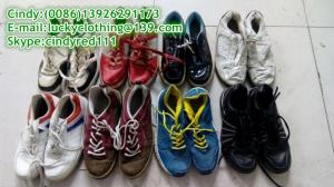 China cheap new style second hand used shoes for sale on sale