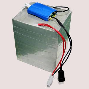 China lifepo4 battery pack 24v 40Ah 8s4p for EV with BMS and charder on sale