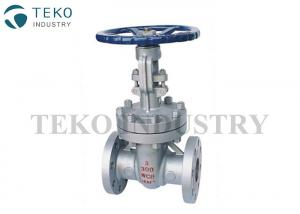 China A216 WCB Material Wedge Gate Valve , Flanged Gate Valve ANSI 150Lb ASME B16.5 on sale
