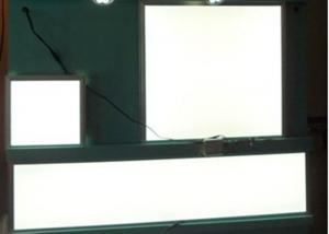 China 2500 Lumen LED Flat Panel Lights 96pcs SMD LED Panel Lighting With CE on sale