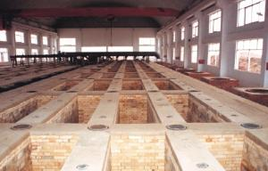 China clay brick/mortar,silica brick/mortar, insulation brick--carbon roasting furnace on sale