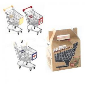 China 2013 gift Mini Shopping carts for promotion with fan shape on sale