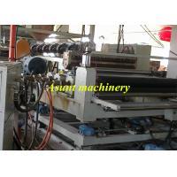 PVC Water Proof Anti Slip S And Z Type Plastic Mat Machine For FLoor