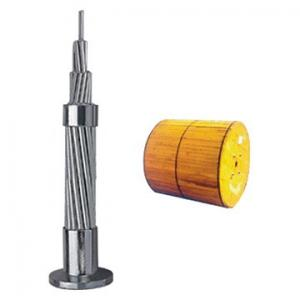 China Aluminum conductor steel reinforced,ACSR, Bare conductor on sale