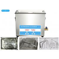 10 Liter 200W Medical Ultrasonic Cleaner For Surgical Instrument Cleaning