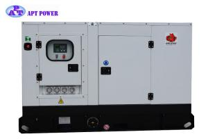China 21KVA Quanchai Diesel Engine Silent Diesel Generator with Chinese Engine for Home Use on sale