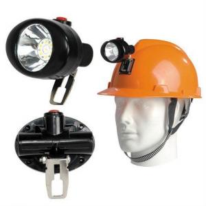 China 3500Lux LED Li-ion Cap Lamp on sale