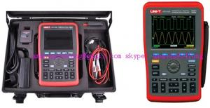 Quality Oscilloscope tenu dans la main UTD1102C de stockage de Digital 500MS/s for sale