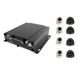 China AHD Camera 4G Mobile DVR , 1080P/2 mega Car DVR With Individual Soldier System on sale
