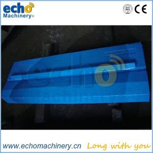 China white iron Rubble Master RM100 impactor bar for quarrying industry on sale