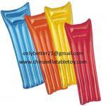 Colchón inflable del PVC de la sola playa pura adulta 2014